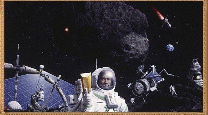 asteroidi e oro